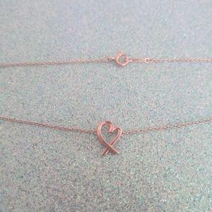 """Necklace.Tiffany 16""""sz."""